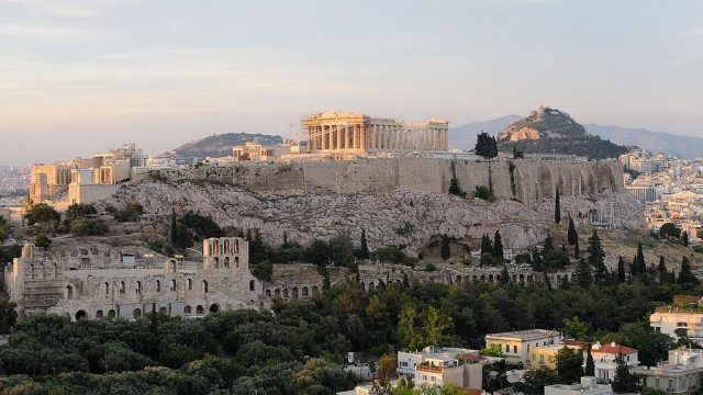 Acropolis, Ancient Agora & Temple of Olympian Zeus tour