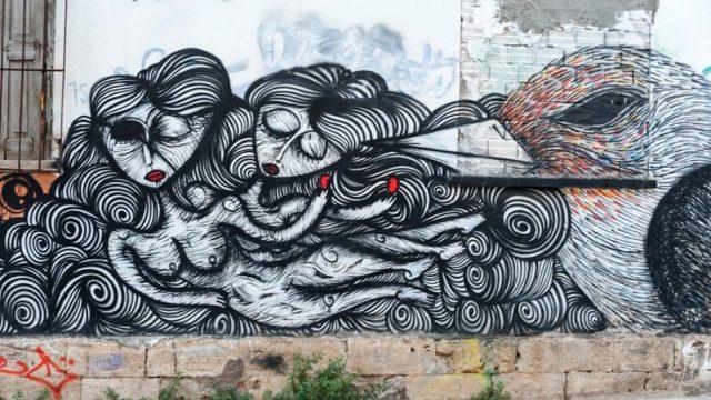 Acropolis, Plaka & Street Art tour